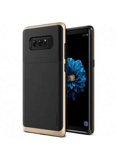 Galaxy Note 8 High Pro Shield Kılıf Shine Gold-Verus